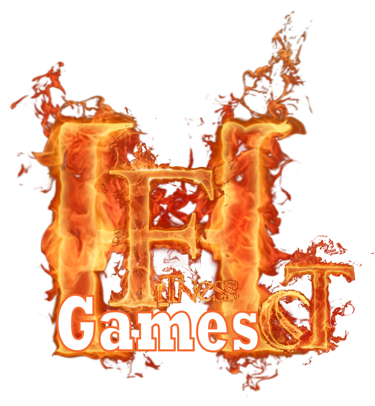 Hot Fitness Games logo